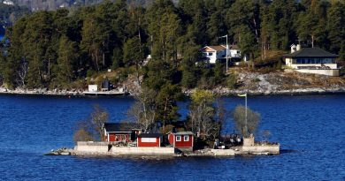 Summer tourism recovery is slow going in Sweden