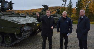 Nordic politicians sign landmark defense cooperation deal in Arctic Norway