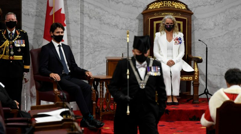 Indigenous, distinction-based health legislation & moving forward on UNDRIP among Canadian government priorities in throne speech