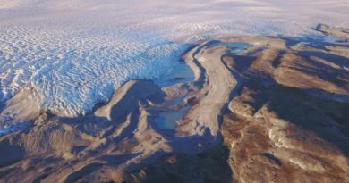 Greenland losing ice faster this century than any previous one in last 12,000 years, says study