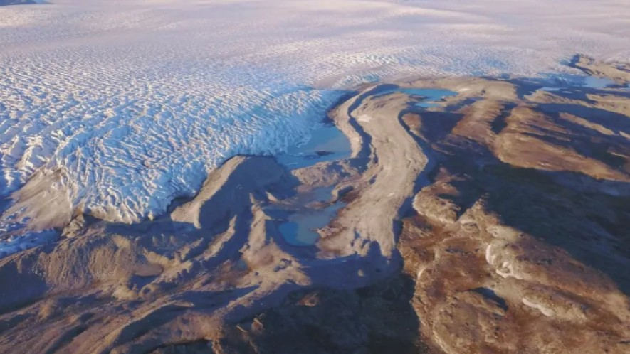 Greenland Ice Loss Accelerates