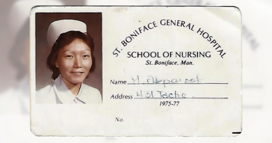 On the frontlines of health care : A Nunavik, Canada nurse remembers relocation, racism and the rewards of healing