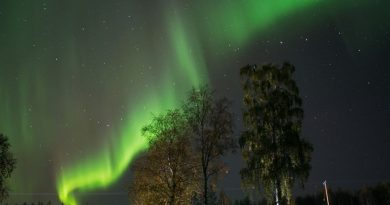 Finland's Northern Lights may soon have names