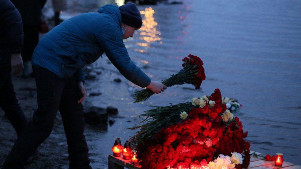 Feared Dead in Russian Boat's Sinking