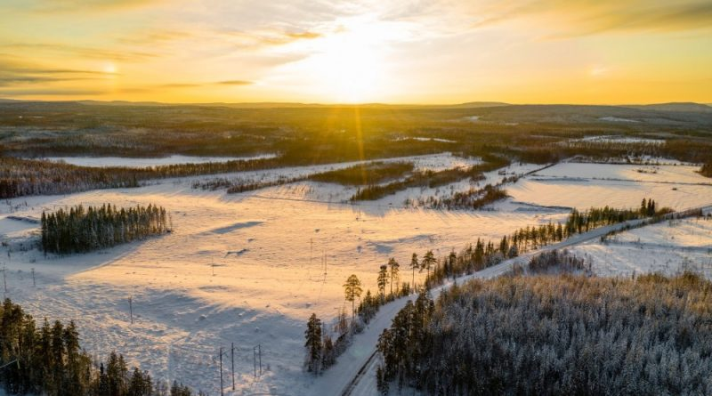 Green hydrogen plant doing steel production to be built in northern Sweden
