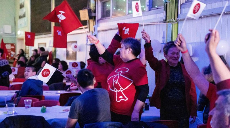 Political upheaval in Greenland — What does Inuit Ataqatigiit do now?