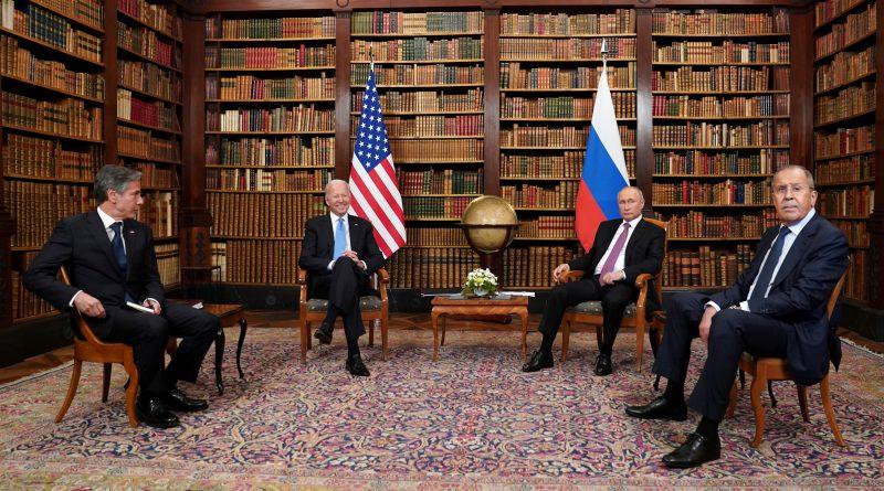 Putin, Biden talk Northern Sea Route