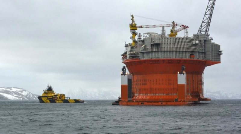 Hungry for more oil, Norway aims for €36 billion investments in new fields