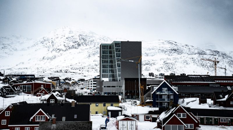 Vaccination documentation is coming to access facilities in Greenland
