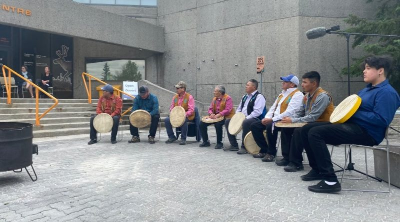 Tłı̨chǫ community in northern Canada commemorates 100 years of Treaty 11 with new exhibit