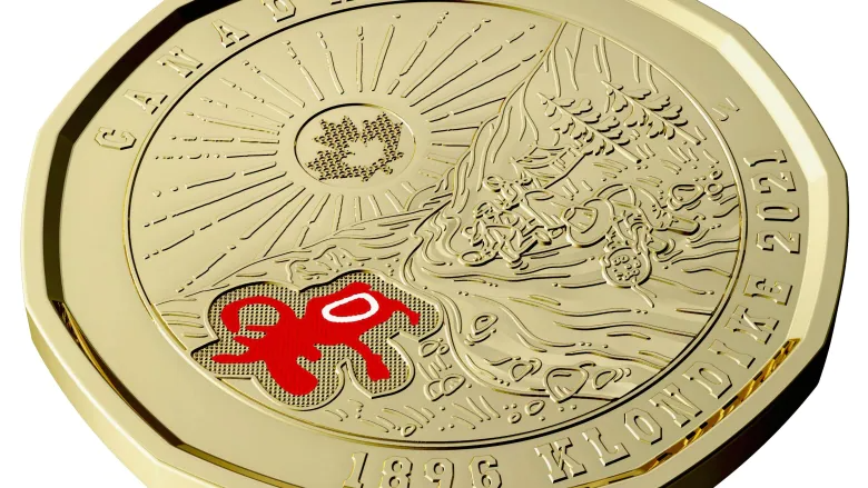 Commemorative Canadian coin aims for more 'inclusive' history of Klondike Gold Rush