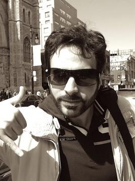 Le réalisateur Wary Nichen à Montréal.