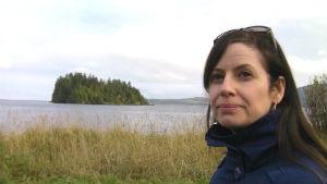 La sismologue canadienne Alison Bird.
