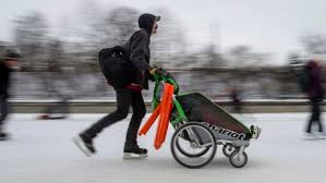 47 journ es cons cutives un nouveau record pour la patinoire du canal rideau ottawa. Black Bedroom Furniture Sets. Home Design Ideas
