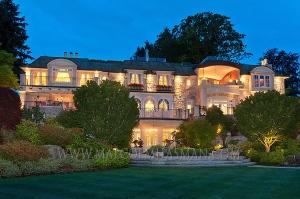 Une maison du quartier Point Grey à Vancouver. Prix de vente : 51,8 millions de dollars (Malcolm Hasman)