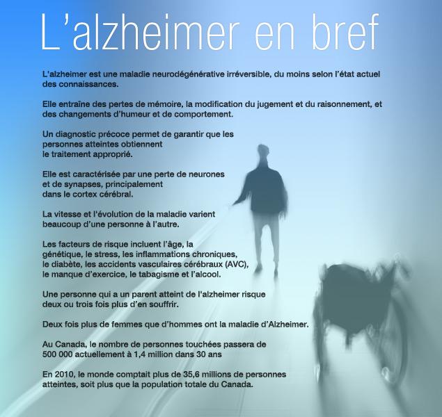 Connu Des dépôts de gras au cerveau pourraient expliquer l'Alzheimer UE86