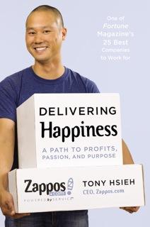 Le dirigeant de Zappos , Tony Hsieh
