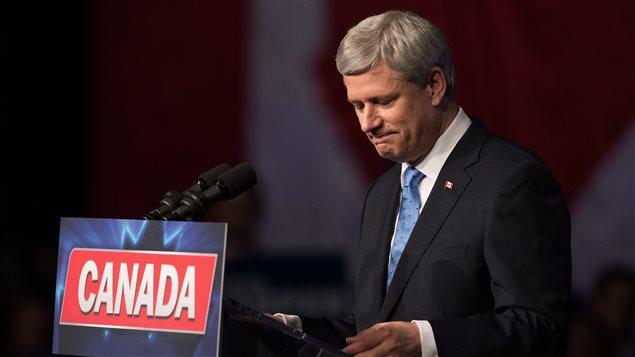 Stephen Harper éjecté de son siège de premier ministre par les électeurs canadiens