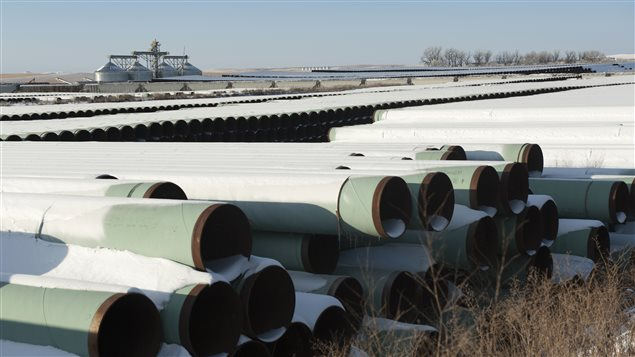 TransCanada demande elle-même la suspension de son projet d'oléoduc aux États-Unis