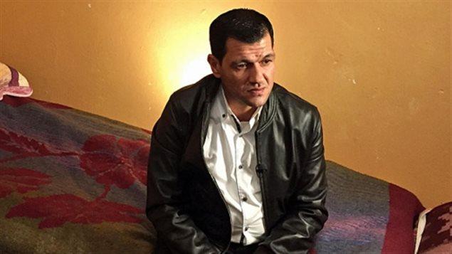 Le père du petit Alan, Abdullah Kurdi