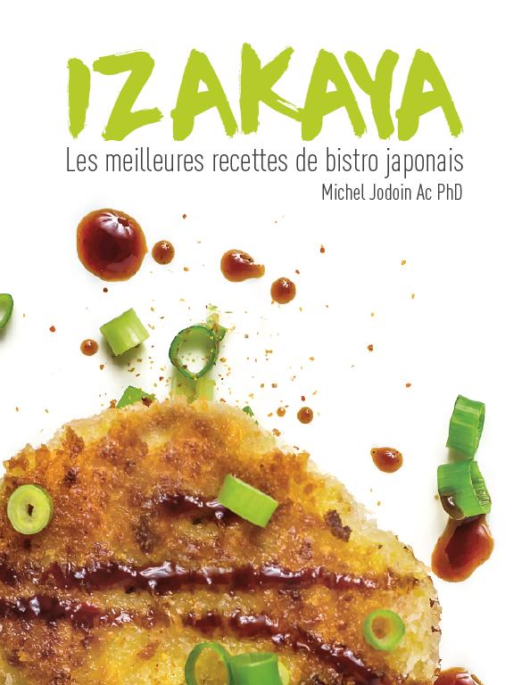 Isakaya finaliste canadien pour le meilleur livre de for Les meilleurs livres de cuisine