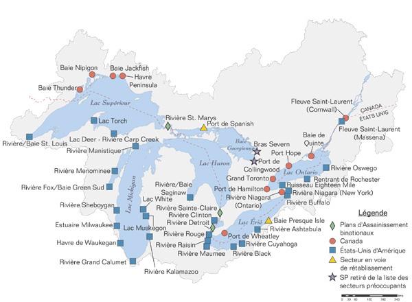 Bassin des Grands Lacs (Gvt Canada)