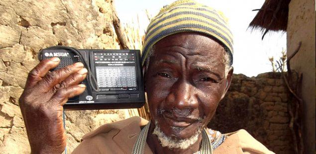 Radios rurales internationales