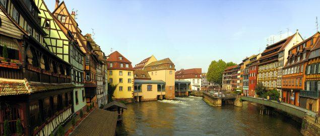 La ville de Strasbourg en France sera la prochaine ville sur la liste de Soul.City Photo crédit : Wikipédia