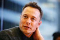 Elon Musk (Stephen Lam/Reuters)