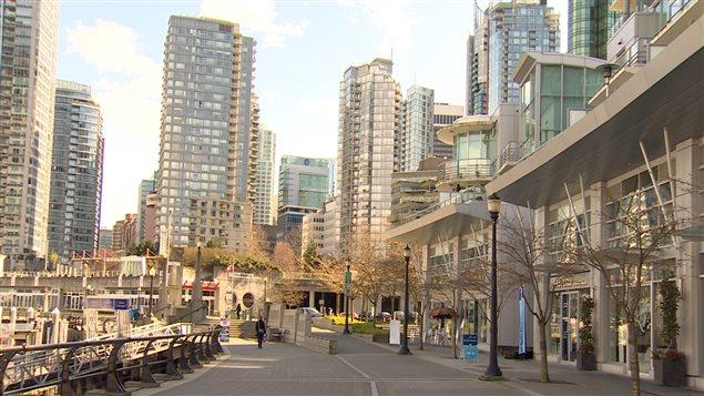 Centre-ville de Vancouver - Radio-Canada