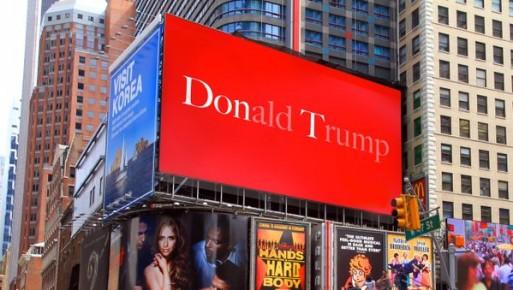 The Economist contre Trump? Une fausse publicité sème la confusion