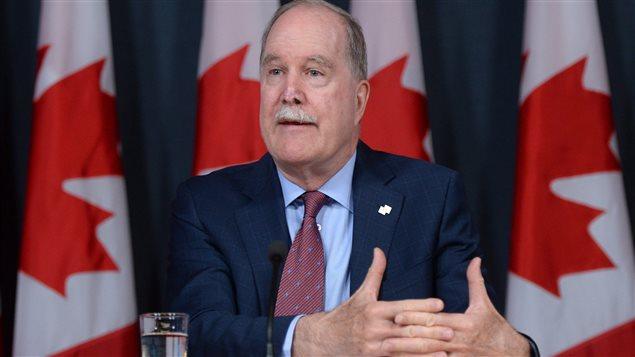 Graham Fraser (Radio-Canada)