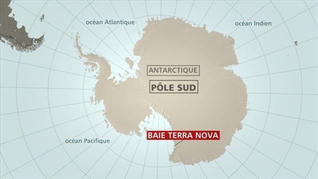 L'Antarctique est une région dont la superficie est égale à celle de tout le Canada et de l'Alaska mis ensemble. L'Antarctique comprend ainsi 14 millions de km2 de terres, soit près de 1,4 fois la superficie du Canada.