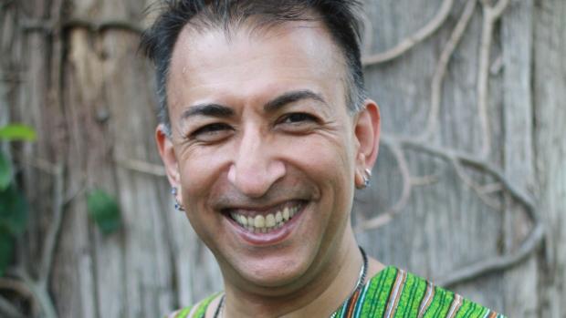 El-Farouk Khaki, fondateur de la mosquée Unity de Toronto (Samra Habib)