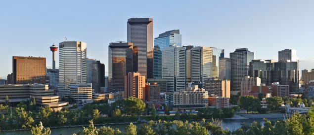 Calgary (IStock Photo)