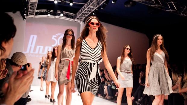 La dernière Semaine de Mode à Montréal à eu lieu en 2013 © Presse Canadienne/Sebastian Roy