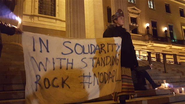 Réseaux sociaux et activisme: le cas de Standing Rock