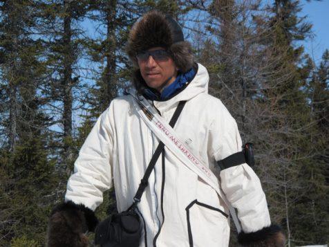 Stanley Vollant (www.innu-meshkenu.com)