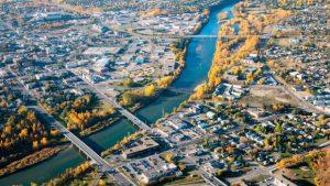 Red Deer, Alberta (CBC)