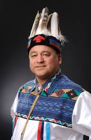 Grand chef Anishnabé Patrick Madahbee, (Union of Ontario Indians)