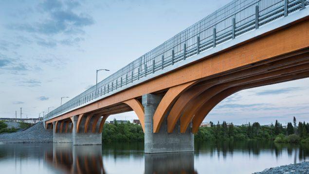 Pont de Mistissini (Nordic Structure)