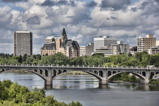 Saskatoon, Saskatchewan (iStock)