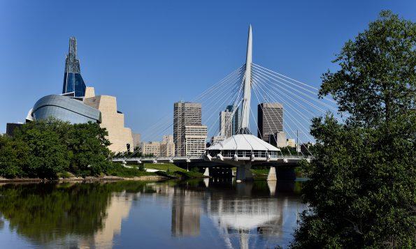 Winnipeg, Manitoba. (iStock)