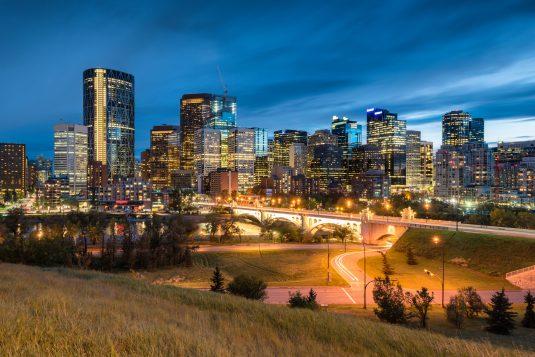 Calgary, Alberta (iStock)