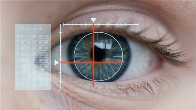 La biométrie utilise les caractéristiques individuelles - comme les empreintes digitales et la reconnaissance de l'iris ou du visage - afin d'identifier des personnes. Photo Credit: iStock