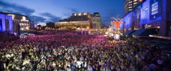Festival de jazz de Montréal - Radio-Canada