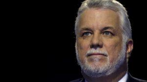 Le premier ministre du Québec Philippe Couillard Photo : Reuters