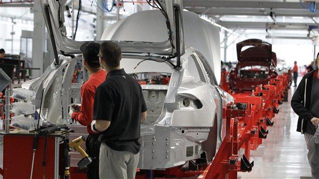 L'Institut économique de Montréal (IEDM) vient de publier un point dans lequel il est question de l'incertitude qui planerait sur l'industrie automobile canadienne si Donald Trump imposait effectivement des tarifs à la frontière américano-mexicaine pour protéger l'industrie américaine. Photo Credit: Paul Sakuma