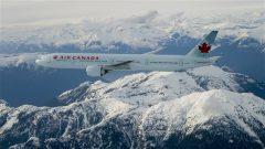Notre histoire de l'aviation est étroitement liée à celle de notre histoire militaire. Photo: Air Canada
