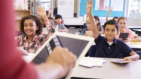 Le nombre d'années de scolarité qu'un enfant de cinq ans peut espérer accomplir au cours de sa vie au Canada est de 17 ans. © iStock/monkeybusinessimages